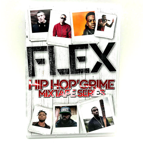 Flex - Hop Hop & Grime Mixtape Series
