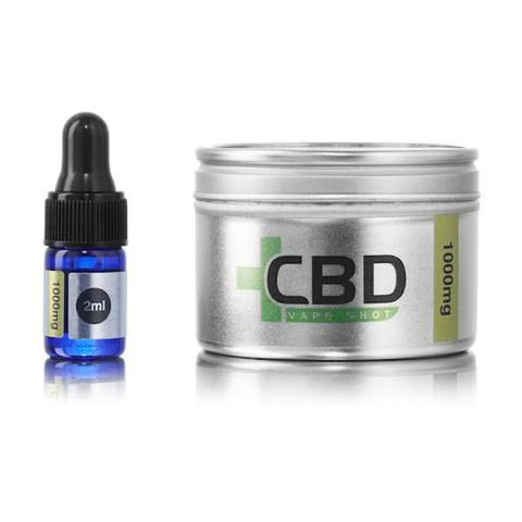 CBD Vape Shot 2ml - Concentrate - The JuicyJoint