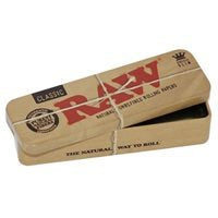 RAW - Cone Caddy Kingsize Tin - The JuicyJoint