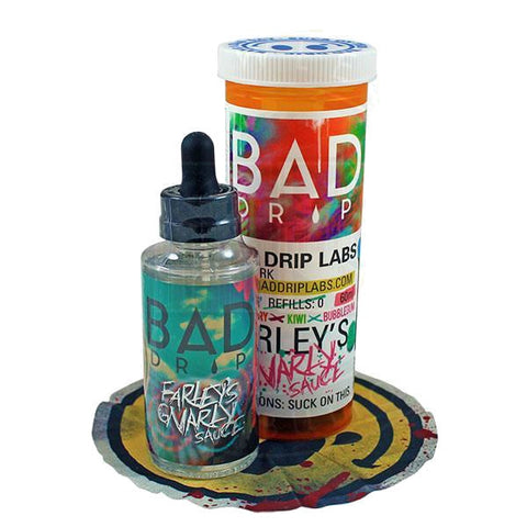 Bad Drip E-Liquid Short fill  0mg