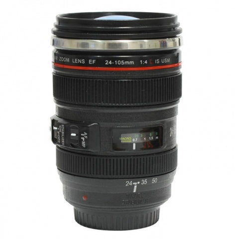 Camera Lens Stash - The JuicyJoint