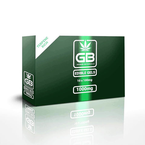 SALE!!! George Botanicals - CBD Edible Gels