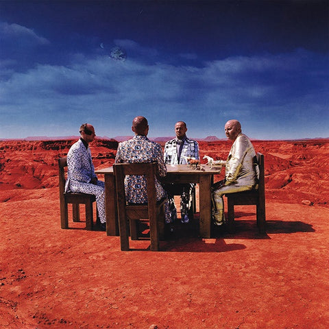 Muse - Black Holes and Revelations LP - The JuicyJoint
