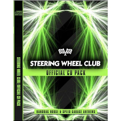 The Steering Wheel Part 3 - 4 CD Pack