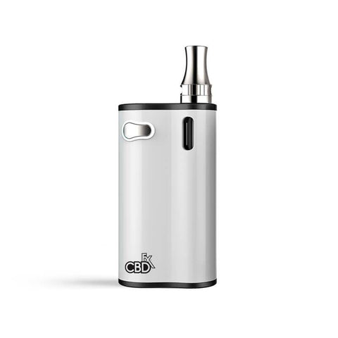 CBD Fx - CBD Vape Kit with Glass Cart & Ceramic Coil
