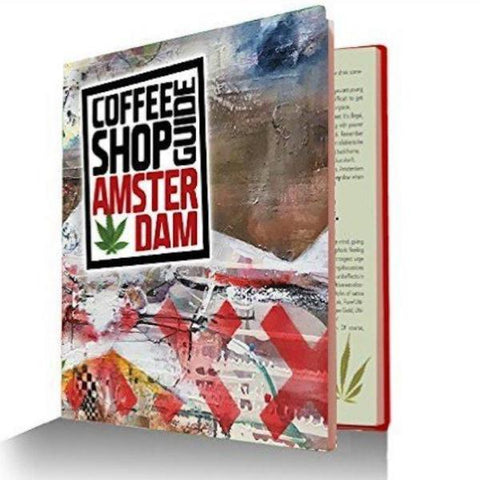 Coffeeshop Guide Amsterdam 2017/2018 (English)