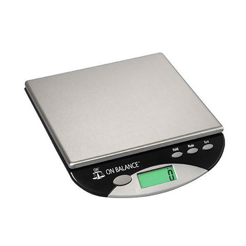 ON BALANCE CBS-8000 Compact Bench Scale 8000g x 1g - The JuicyJoint