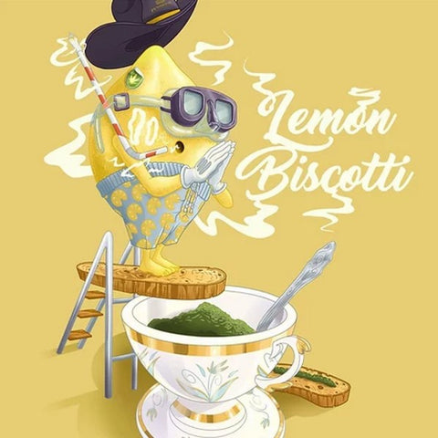 Penthouse Cannabis Co - Lemon Biscotti