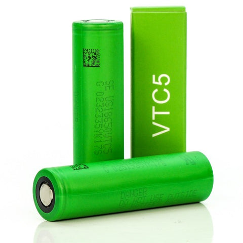 Sony VTC5 2600mAh 18650 Battery - Each