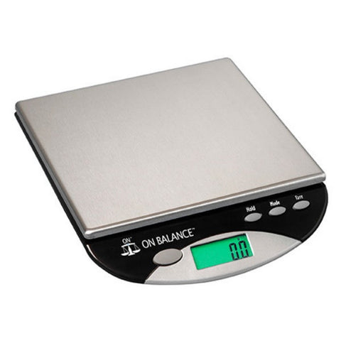 ON BALANCE CBS-3000 Compact Bench Scale 3000g x 0.1g - The JuicyJoint