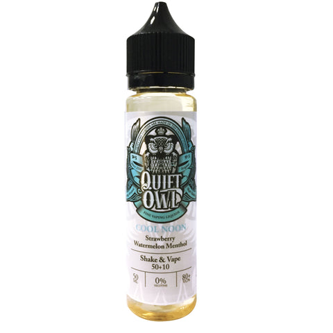 Quiet Owl By Element E-liquid - 50ml Short Fill 0mg