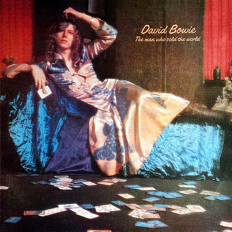 Davif Bowie - Man Who Sold The World LP - The JuicyJoint
