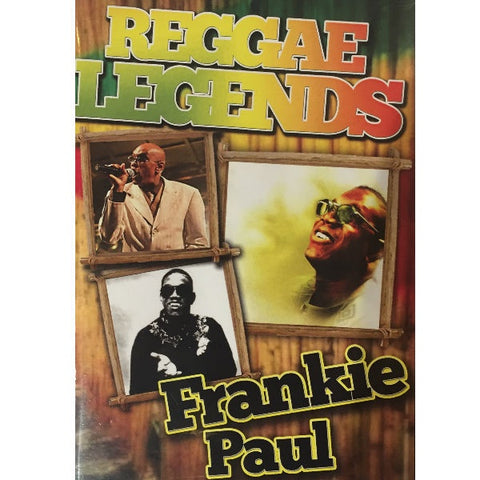 Reggae Legends Double CD Packs - The JuicyJoint