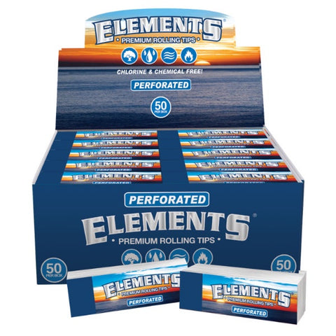 Elements - Perforated Rolling Tips