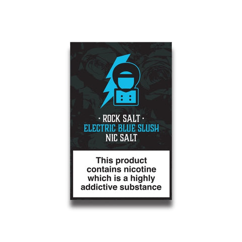 Rock Salt Slush - 10ml E-Liquid Nicotine Salts 20mg