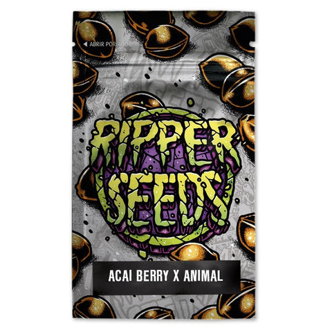 Ripper Seeds - LIMITED EDITION - Gelato Acaiberry x Animal Cookies
