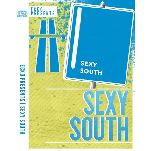 Sexy South 4x CD Pack