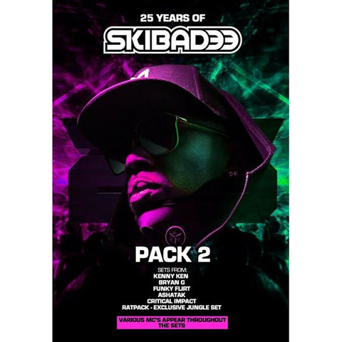25 Years of Skibadee - Pack 2 - 2019