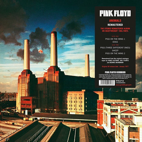 Pink Floyd - Animals LP - The JuicyJoint