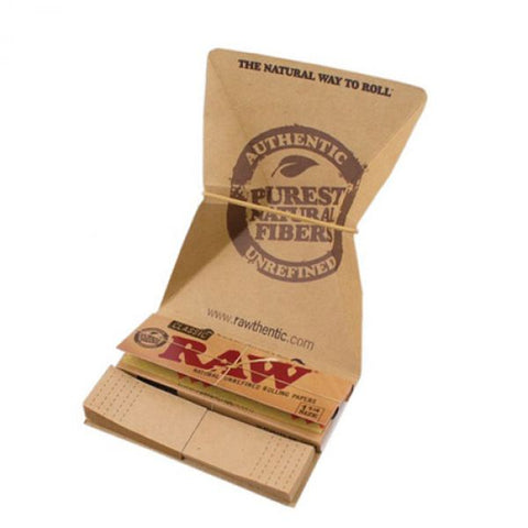 Raw - Artesano Papers & Tips - The JuicyJoint