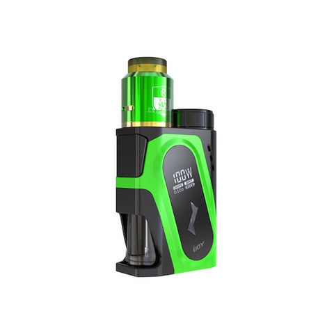 IJOY Capo Squonker 100W Kit With 20700 Battery Included - The JuicyJoint