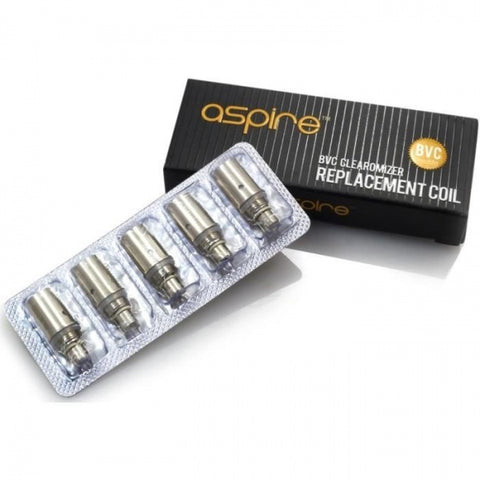 Aspire BVC Coils - Each - The JuicyJoint