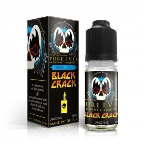 Pure Evil E-Liquid 10ml - The JuicyJoint