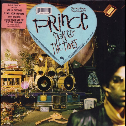 Prince - Sign O The Times 2 x LP - The JuicyJoint