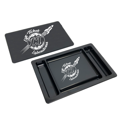 Lift Tickets - Air Tight Rolling Tray