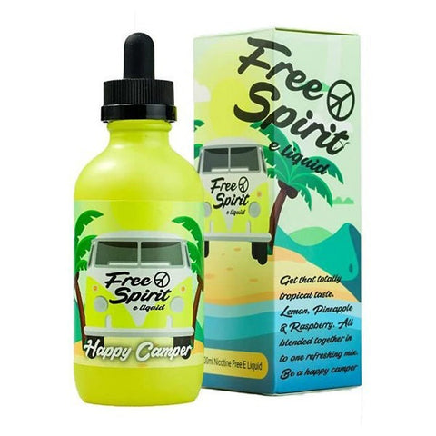 Free Spirit By Momo E-liquid - 100ml Short Fill 0mg