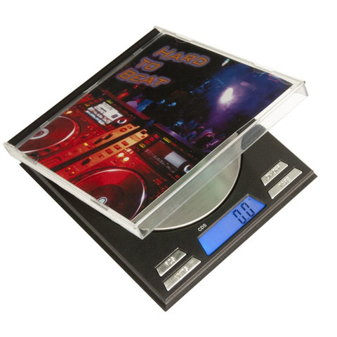 On Balance SS-1000 Square CD Scales 1000G x 0.1g - The JuicyJoint