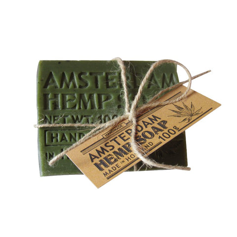 Amsterdam Hemp Soap - Hemp Soap 100g - The JuicyJoint