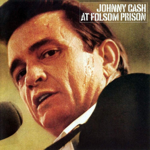 Johnny Cash - At Folsom Prison 2 x LP - The JuicyJoint