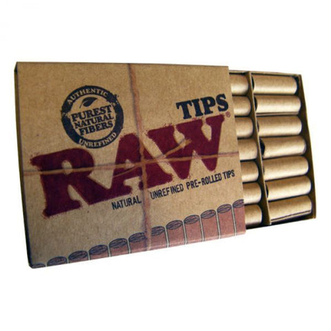 Raw - Pre Rolled Tips - The JuicyJoint