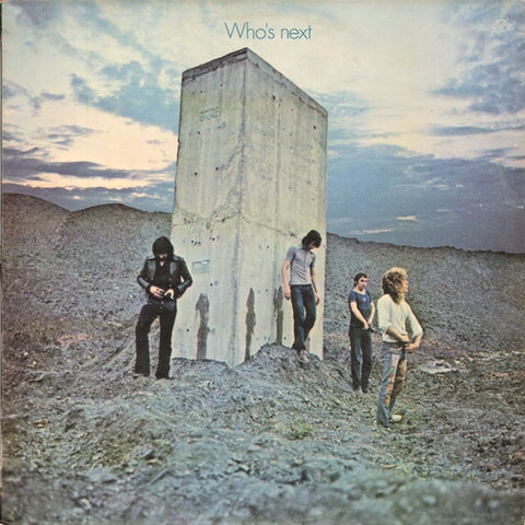 The Who - Who's Next LP