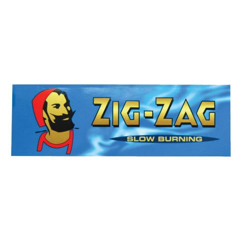 ZigZag Blue Kingsize Slim Papers