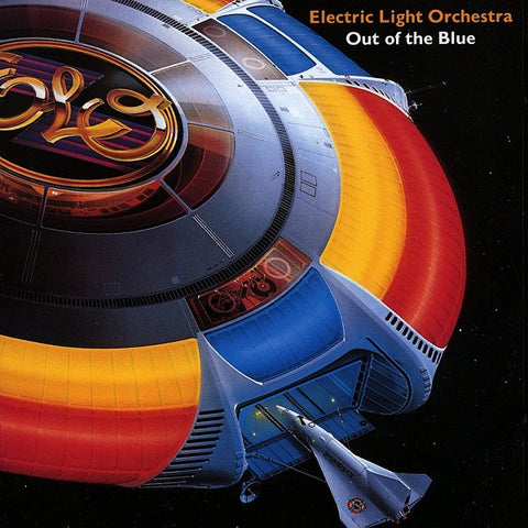 ELO - Out Of The Blue 2 x LP - The JuicyJoint