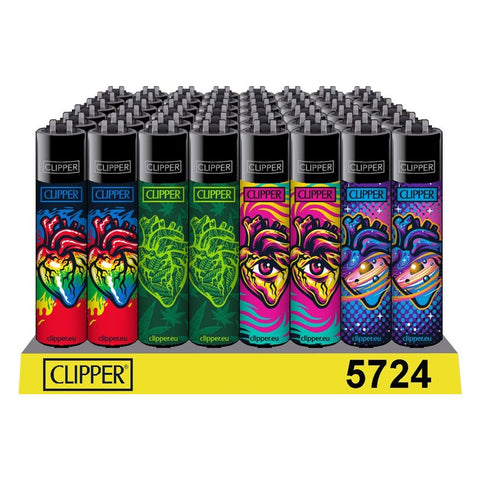Clipper Lighters - Hearts
