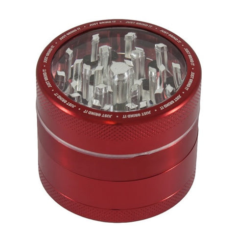 Just Grind It - Window Metal Grinder - The JuicyJoint