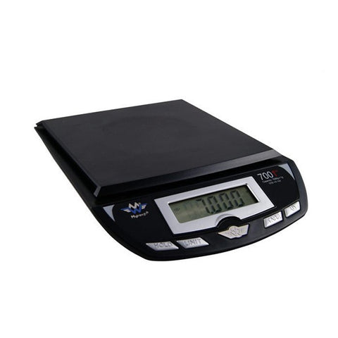 MYWEIGH MW-7001 Compact Bench Scale 7000 x 1g - The JuicyJoint