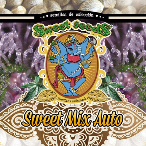 Sweet Seeds - Sweet Mix Auto - 10pk