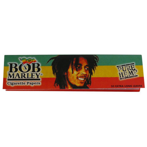 Bob Marley Pure Hemp Kingsize Papers - The JuicyJoint