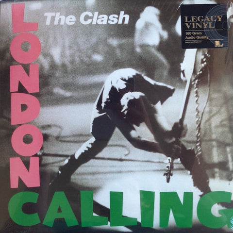 The Clash - London Calling 2 x LP