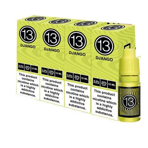 13th Floor Elevapours E-Liquid 4 x 10ml - The JuicyJoint