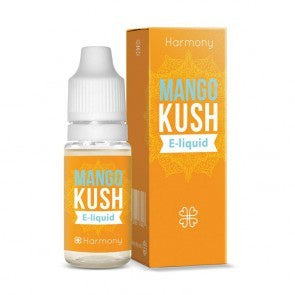 Harmony Cannabis Originals  - Mango Kush Terpenes + CBD Liquid - The JuicyJoint