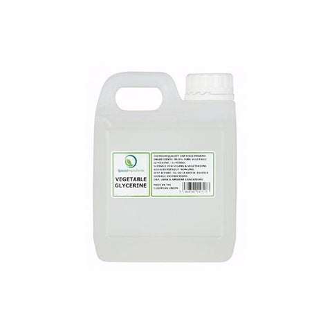 Special Ingredients - Vegetable Glycerine VG 1000ml