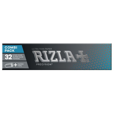 Rizla-  Precision Ultra Thin Kingsize Papers Combi Pack
