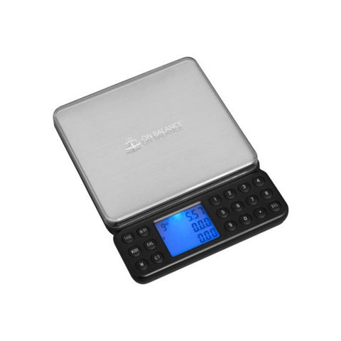 ON BALANCE CS-200 Calculating Scale 200g x 0.01g - The JuicyJoint