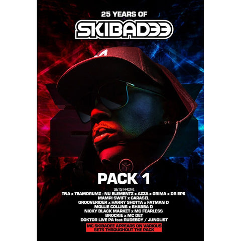 25 Years of Skibadee - Pack 1- 2019