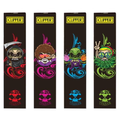 Clipper Rolling Papers - 4 Twenty Collection - Dead Times